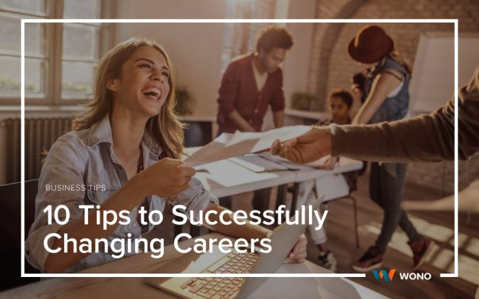 10 Tips to Successfully Changing Careers